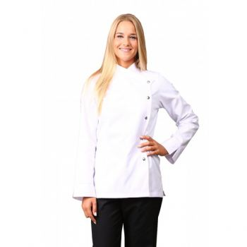 Chef Jacket Woman Stelle