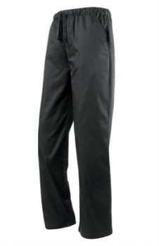 Chef Pant Essential Black
