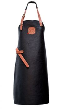 Bib Apron Strong Leather